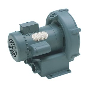 Air Supply DR404AQ58M Rotron Commercial Blower 1.0 hp SINGLE PHASE, 115V/230V