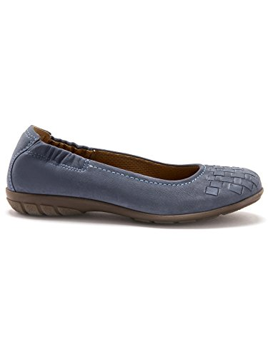 Balsamik - BALLERINA - Damen - Size : 0 - Colour : Blau medium dicht