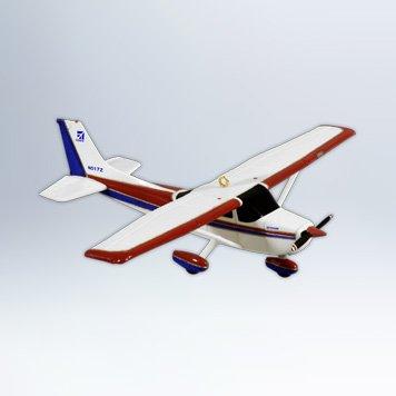 Cessna 172 Skyhawk Sky's the Limit #16 2012 Hallmark Ornament - Amazon.com: Cessna 172 Skyhawk Sky's The Limit #16 2012 Hallmark