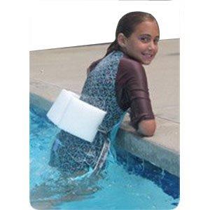 TheraBand - Cinturón de natación con espuma flotante, equipo de entrenamiento acuático y ejercicio para principiantes,...