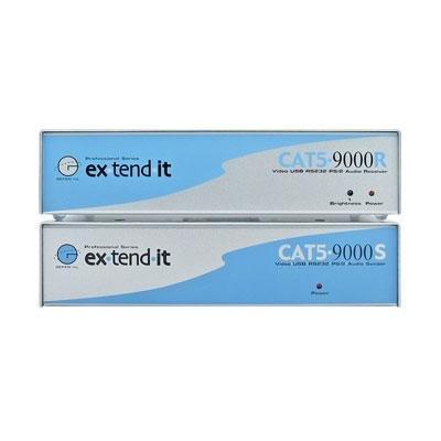 - CAT5-9000I VGA KVM Extender