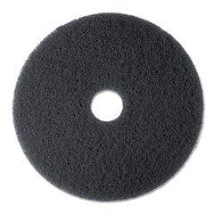 Stripper Floor Pad 7200, 13 , Black, 5 Pads/Carton ()