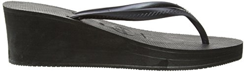 Havaianas High Fashion, Chanclas para Mujer Negro (Black 0090)