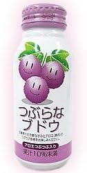 JAフーズおおいた つぶらなブドウ 190gボトル缶×30本入×(2ケース)