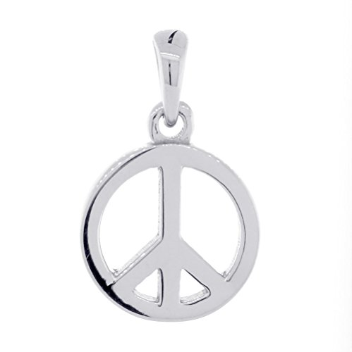 Small Solid Peace Sign...