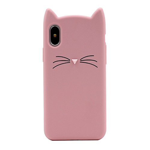 Whiskers Party Design Silicone iPhone product image
