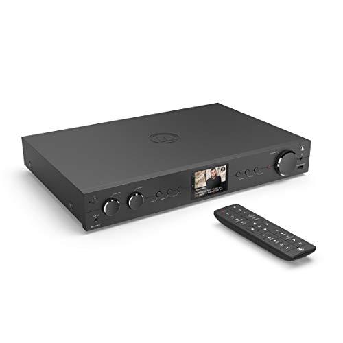 Hama HiFi-tuner DIT2105SBTX internetradio, DAB/DAB+, Bluetooth (Tuner HiFi met internetradio, digitale radio/FM, WLAN…