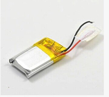 Lithium Ion Polymer Battery 3.7v 180mAh