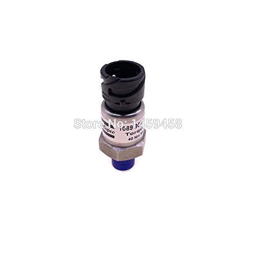 (Fevas 2pcs/lot 1089057521(1089 0575 21) Pressure transducer Sensor for Screw ZR30-90 air Compressor)