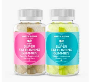 Hottie Detox Dr. Charo's Weightloss Gummies for Appetite Control and Fat Burn