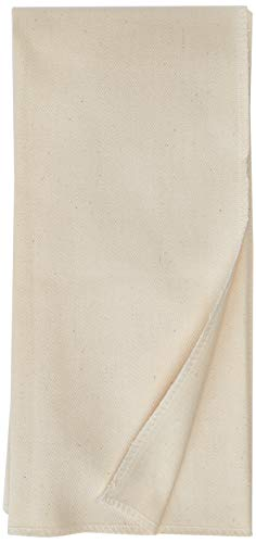 (KSC 100% Cotton Pastry Cloth 20 inch x 24 inch)