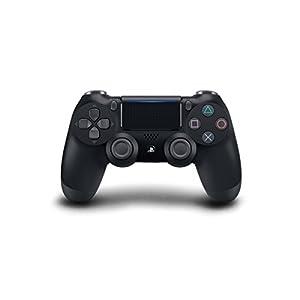 DualShock 4 Jet Black Controller – PlayStation 4 Jet Black Edition