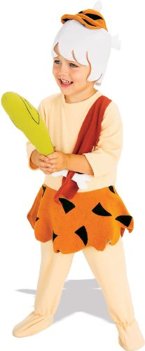 The Flintstones, Bamm-Bamm Costume Dress Up Set, Child (Pebbles Flintstone Costume For Baby)