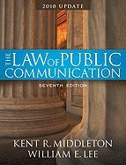 Law of Public Communication-2010 Update 7TH EDITION pdf epub