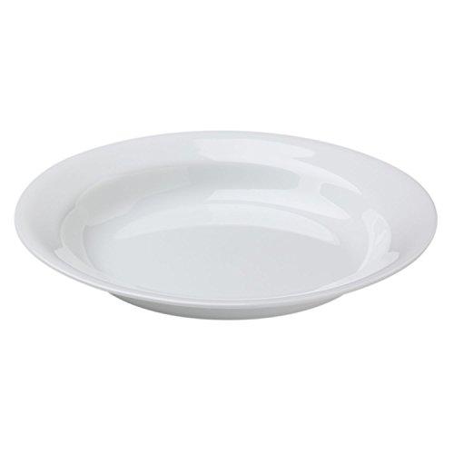 Soup/Salad Bowl White, 15oz, 12 pack