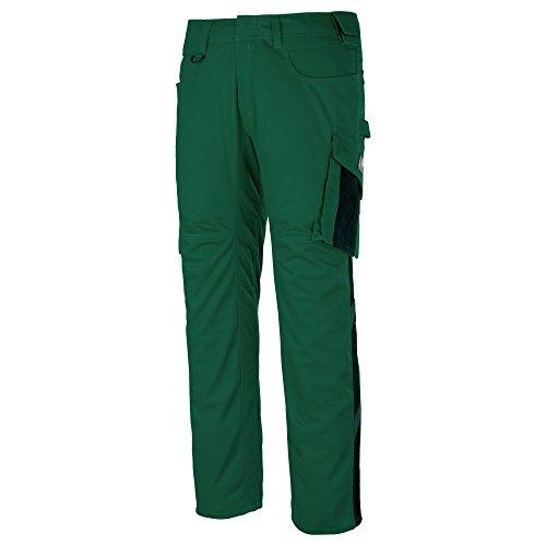 Mascot 12079-203-0309-90C48 Dortmund Pantalon Taille Longueur 90 cm/C48 Vert/Noir