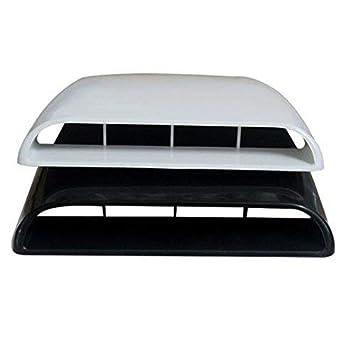 Cubierta KaTur de entrada aire para poner en el cap/ó del coche decoraci/ón de ajuste universal