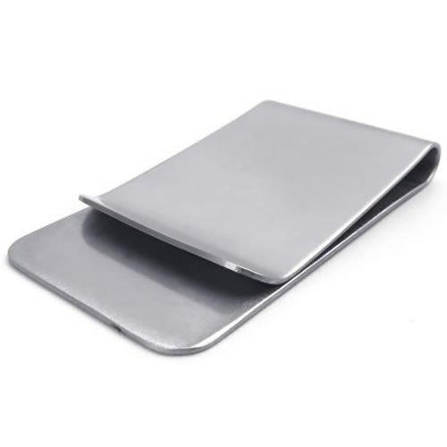 KONOV Stainless Steel Money Silver