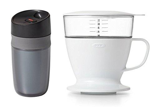 Amazon.com: OXO Good Grips – Pour over Cafetera de émbolo ...