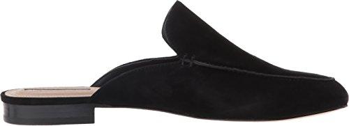 Tahari Women's TA-Flower Loafer Flat Black uzC4YJL