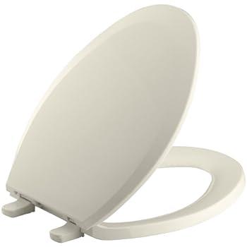 Kohler K 1014072 33 Rochelle Toilet Seat Mexican Sand