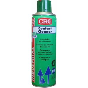 CRC Spray Disolvente Limpiador De Precisión De Alta Pureza Ideal Para La