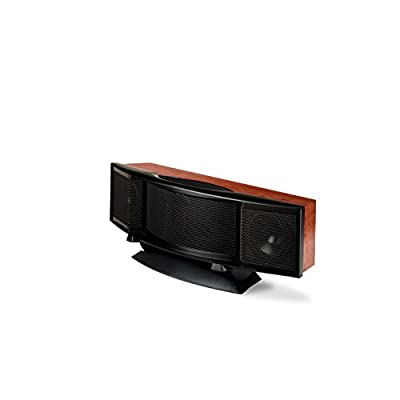MartinLogan Motif X ESL Hybrid Center Channel Electrostatic Loudspeaker (Dark Cherry)