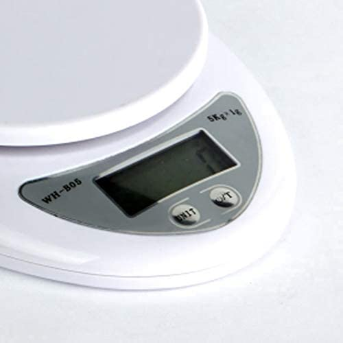 5 KG Digital Kitchen Food Diet Postal Electronic Weight Bala