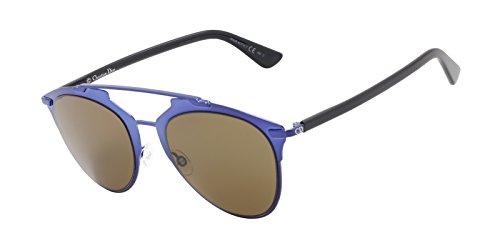 Dior Sunglasses Dior Reflected Sunglasses M2XA6 Blue Black - Sunglasses Dior Round