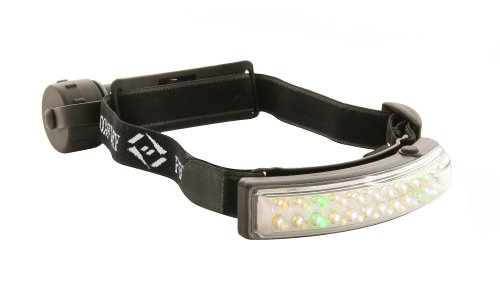 FoxFury 400-003 Performance Outdoor/Work LED Headlamp with Elastic Strap, 62 Lumens by FoxFury