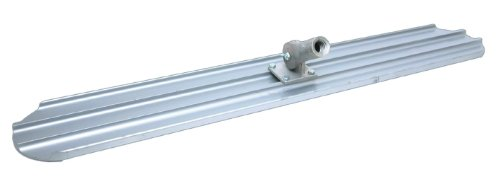 MARSHALLTOWN The Premier Line B42FR 42-Inch by 8-Inch Round End Magnesium Bull Float