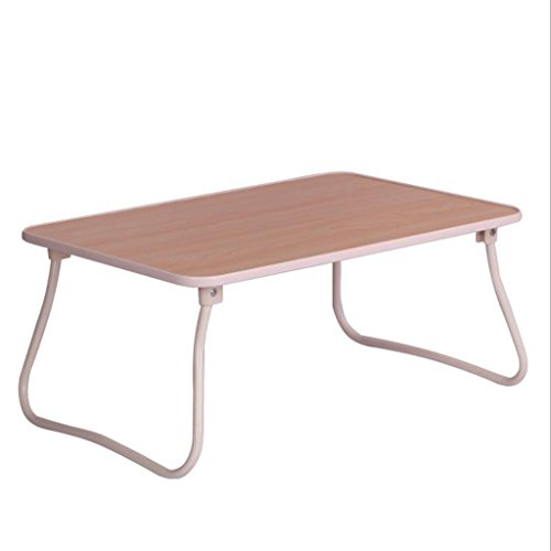 GFL Bed Folding Table Laptop Desks Home Desk Folding Table Simple Lazy Table Computer Tables by GFL