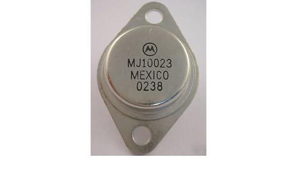Motorola TRANSISTOR MJ10023 DARLINGTON TO-3 NPN 400V//40A//250W