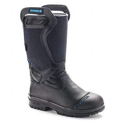 Cosmas - CMF241E-115 - Ins Struct Fire Boots, Mens, 11-1/2W, 1PR