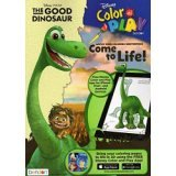 Disney*Pixar the Good Dinosaur Color & Play Come to Life Coloring Book