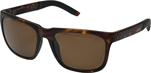 electric-unisex-knoxville-s-polarized-sunglasses-matte-tort-shell-melanin-bronze-one-size