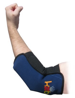 Basics Elbow Cold Pack - Ideal For Tennis Elbow, Golfer's Elbow, Tendonitis and More