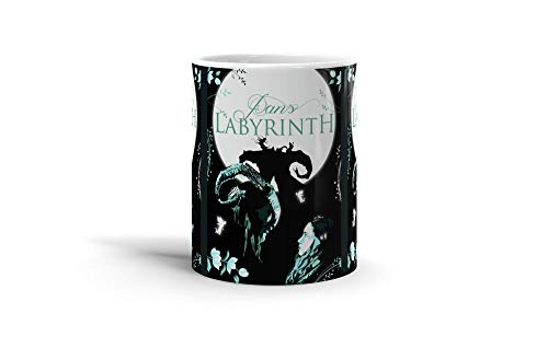 Ceramic Coffee Mug Television Show Cup Pans Labyrinth #2 Tv Shows Series Drinkware Super White Mugs Family Gift Cups 11oz 325ml