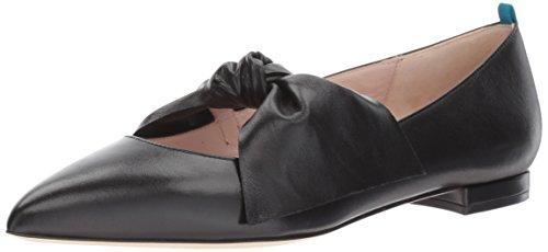 SJP by Sarah Jessica Parker Womens Farah Ballet Flat Black