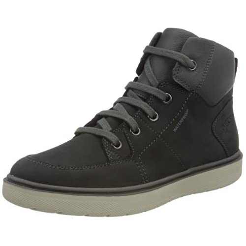 chollos oferta descuentos barato GEOX J RIDDOCK BOY WPF A NAVY GREY Boys Boots rain size 36 EU