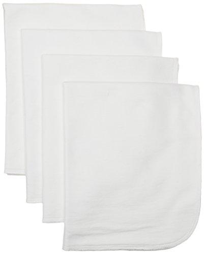 (giggle Better Basics Burp Cloths - Set Of 4 (organic)