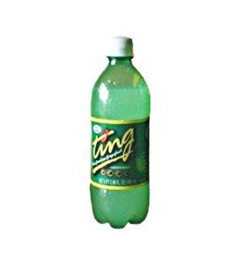 Ting - 20 Oz Plastic Bottle (6 Pack)