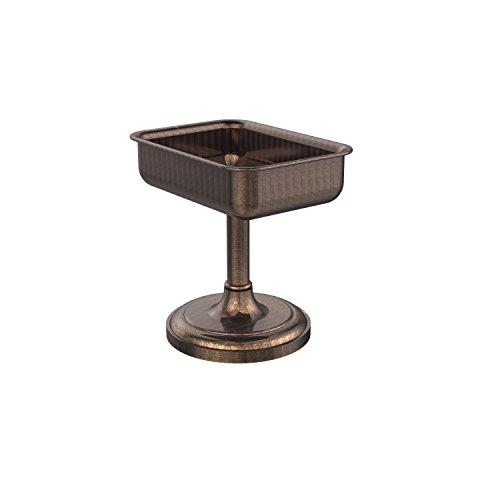 Allied Brass S-56-VB Vanity Top Soap Dish, Venetian Bronze