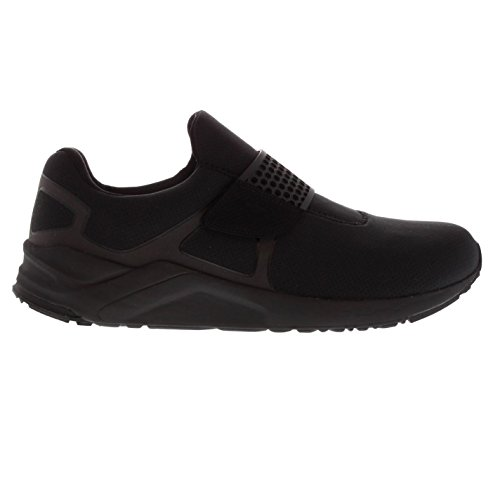Everlast Mens Tanto Strap Trainers Runners Slip On Padded Ankle Collar Black/Black clearance great deals cheap 100% original cheap sale low price excellent cheap price hot sale online 20THL3w