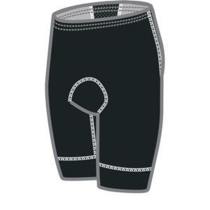 Louis Garneau Competition Tri Short - Men's Black, XL - Men's