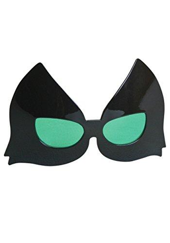 Fun Costumes Ladies Rock Band Kiss Catman Sunglasses Standard