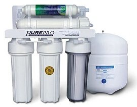 Amazon.com: PurePro 5 stage Reverse Osmosis Water