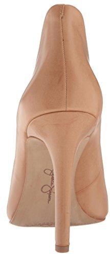 Jessica Simpson Womens Cambredge Dress Pump Buff