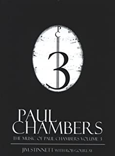 The music of paul chambers vol 2 arcology jim stinnett amazon the music of paul chambers vol 3 fandeluxe Gallery