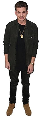 Charlie Puth Life Size Cutout by Celebrity Cutouts